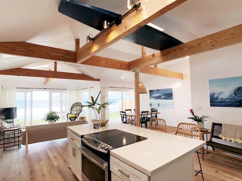 Private Beachfront Airbnb in North Shore of Oahu