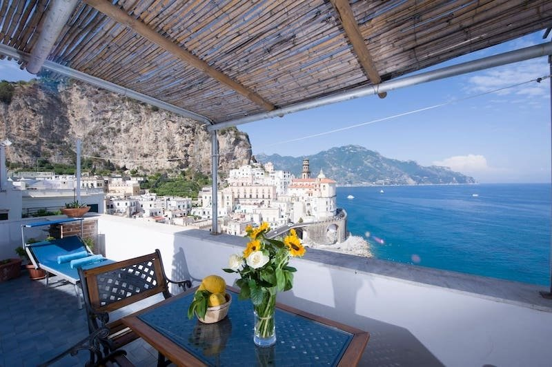 Picturesque Amalfi Coast Airbnb Homes With the Best Views in Italy