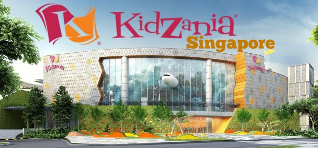 KidZania Singapore Partners Special with FREE Adult Passes