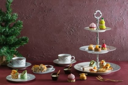 Classic Afternoon Tea: A Fairytale Christmas
