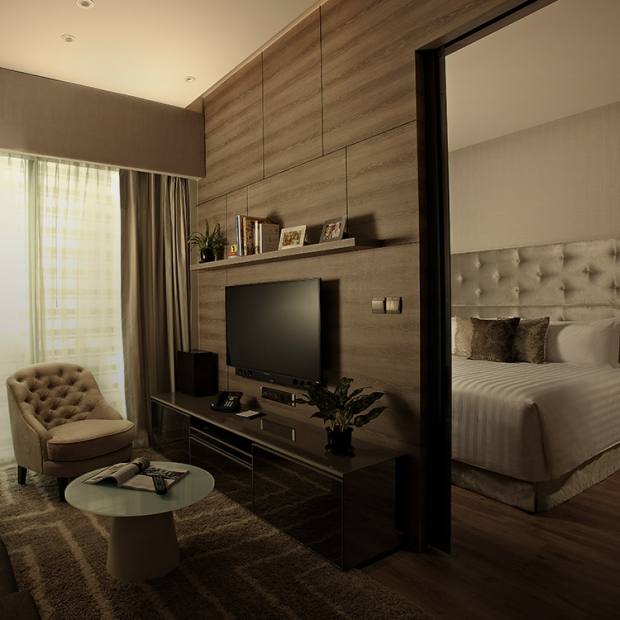 Best Rates Offer with Up to 10% Savings in Pan Pacific Serviced Suites Beach Road