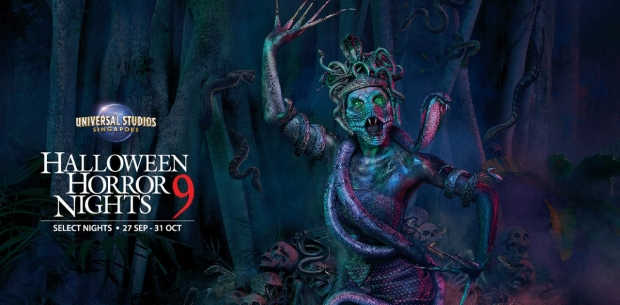 Stay & Scream Bundle for Halloween Horror Nights 9 in Resorts World Sentosa