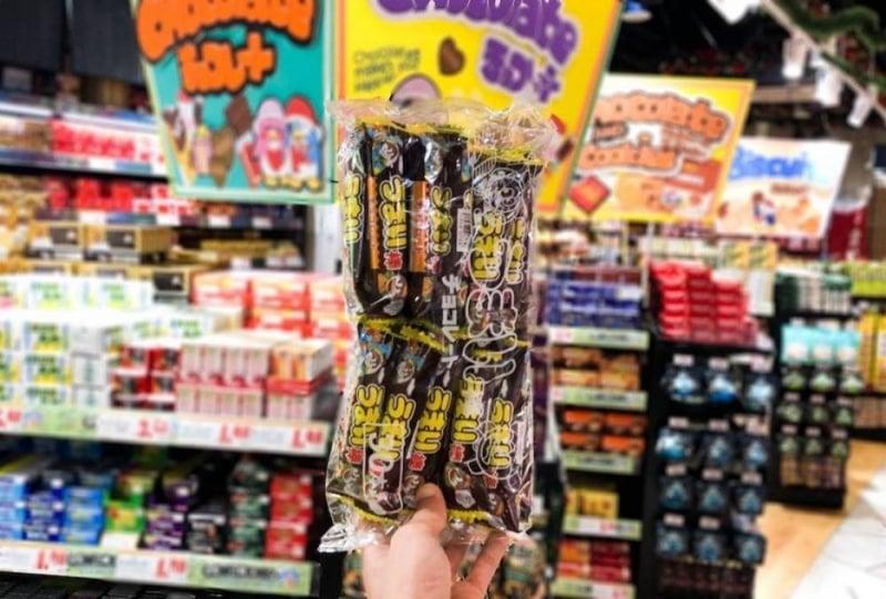 japanese snacks umaibo