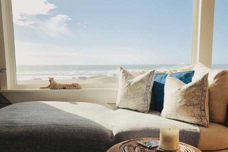 Private Beachfront Airbnb in San Francisco, California