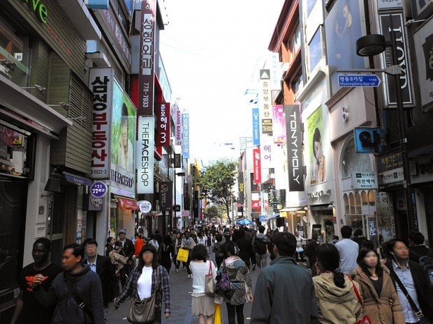 where to go in seoul
