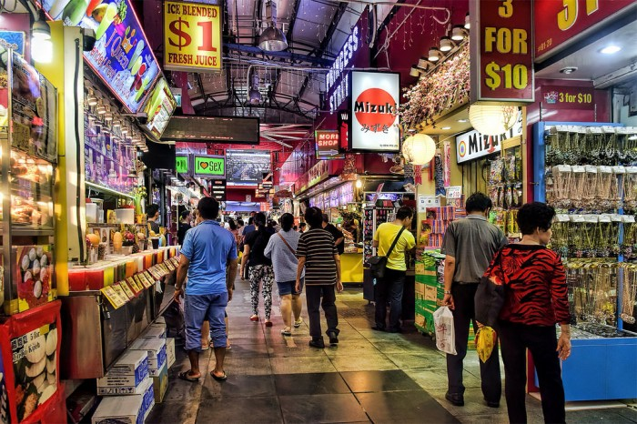 Bugis Street singapore