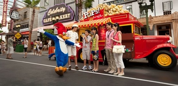 Universal Studios Singapore VIP Experience for Mastercard Holders