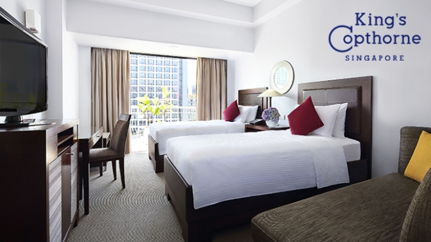 25% off the Best Flexible Rate at Copthorne King's Hotel with NTUC Card