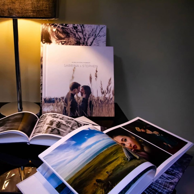 Photobooks to document your travels