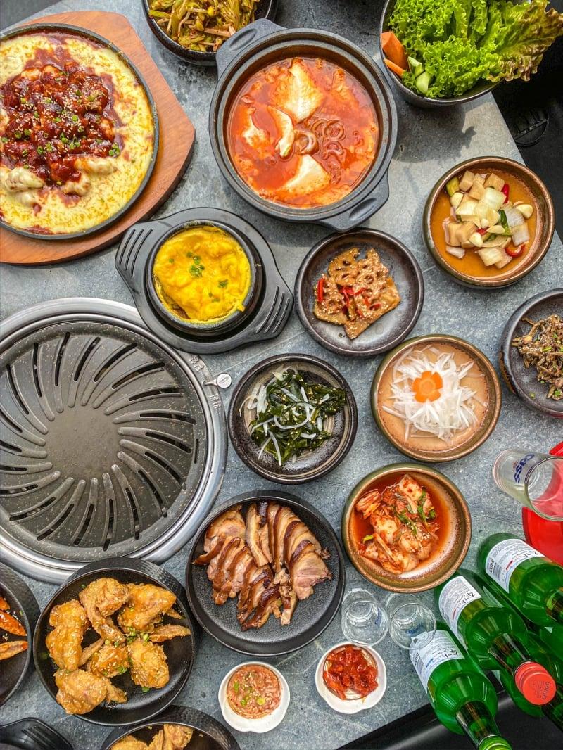 hanjip korean grill house