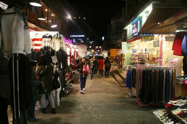 korea budget travel guide