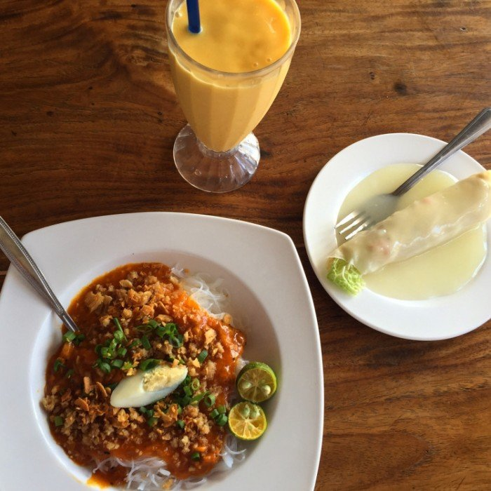 Ormoc food