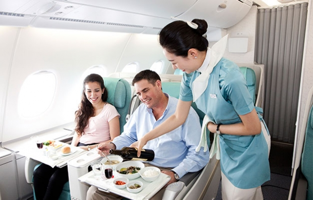 Enjoy up to 20% off in Korean Air Flights with AMEX Card