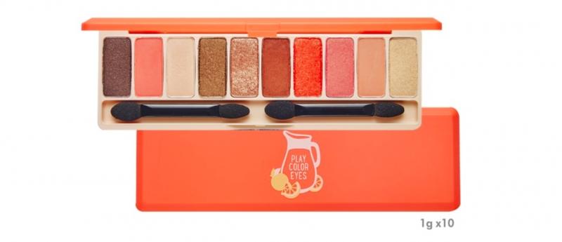 Etude House Juice Bar / Play Color Eyes