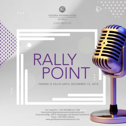 Rally Point Room Promo