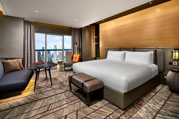 Enjoy 25% off Best Available Rate in Swissotel The Stamford with OCBC Card