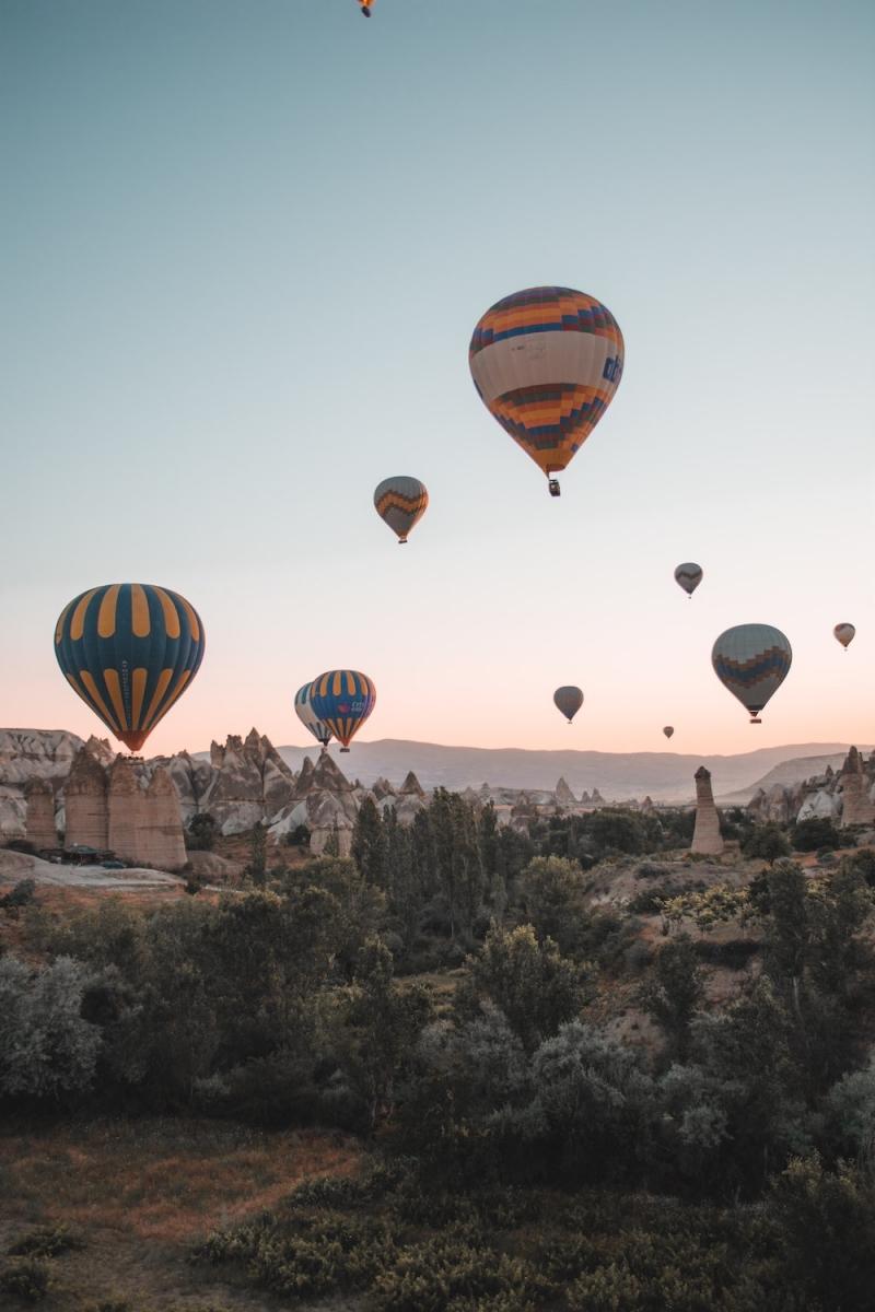 Cappadocia sunsets