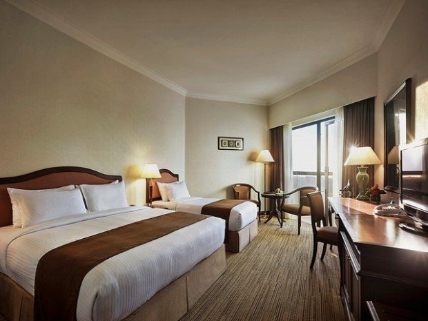 Room with Breakfast and Wifi from RM265 in Hotel Equatoral Penang