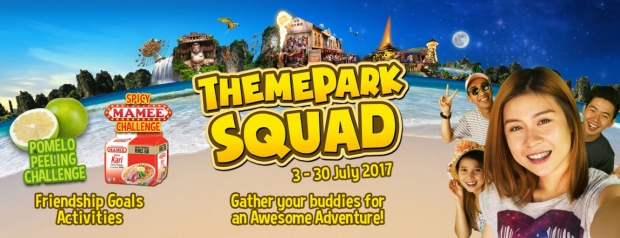 #FriendshipGoals Special Packages in Sunway Lost World Water Park