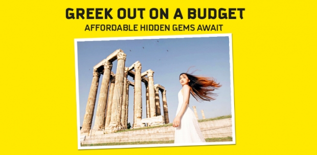 Fly to Athens at 20% Off Fares with Scoot