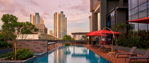 Family Moments Special in Park Hotel Farrer Park where Kids Stay for FREE