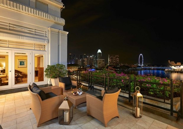 Suite Special Offer in The Fullerton Hotel Singapore