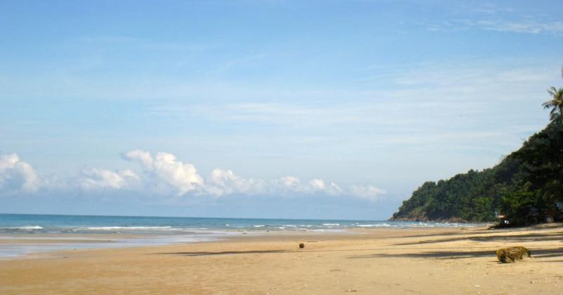 White Sand Beach at Koh Chang