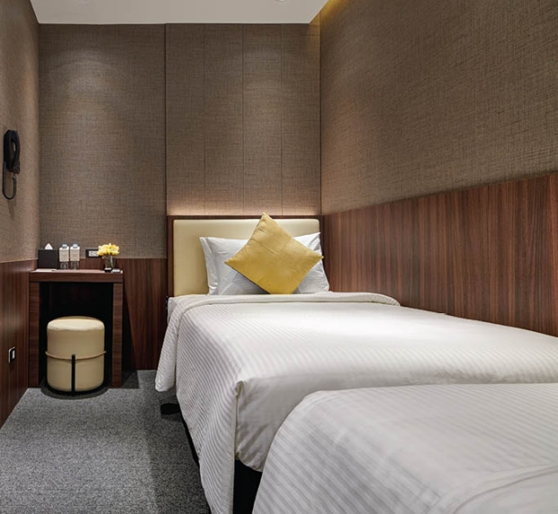 10% off Walk-in Room Rates in Aerotel with DBS Card