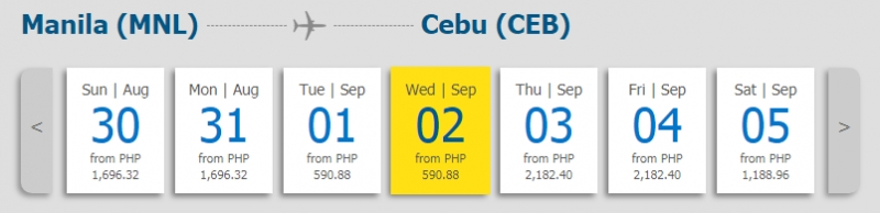 Cebu Pacific Piso Fare Sale For Fights Till 2021 Now Ongoing