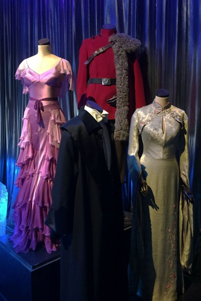 Yule Ball Gowns
