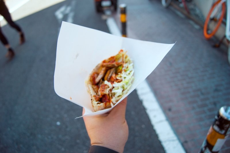 halal street kebabs tokyo japan