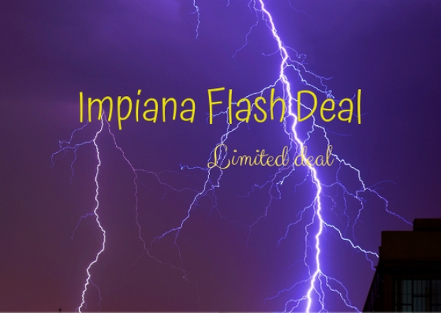Impiana Hotel Ipoh Flash Deal Deal - Room Only!