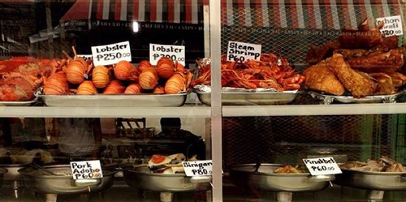 Yolly's Ihaw-Ihaw and Seafood Restaurant baler