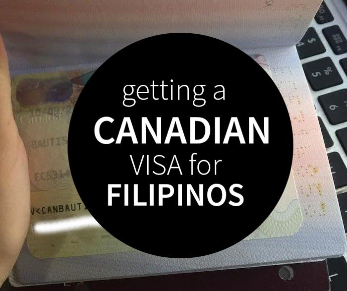 How to get a canadian tourist visa for filipinos tripzilla canada visa filipino thecheapjerseys