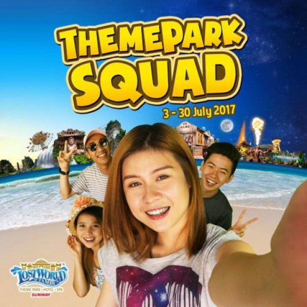 Win a 3D2N Glamping Package at Sunway Lost World with #FriendshipGoals Contest
