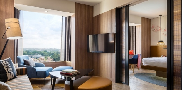 Best Weekend Staycation Deal in Hotel Jen Tanglin