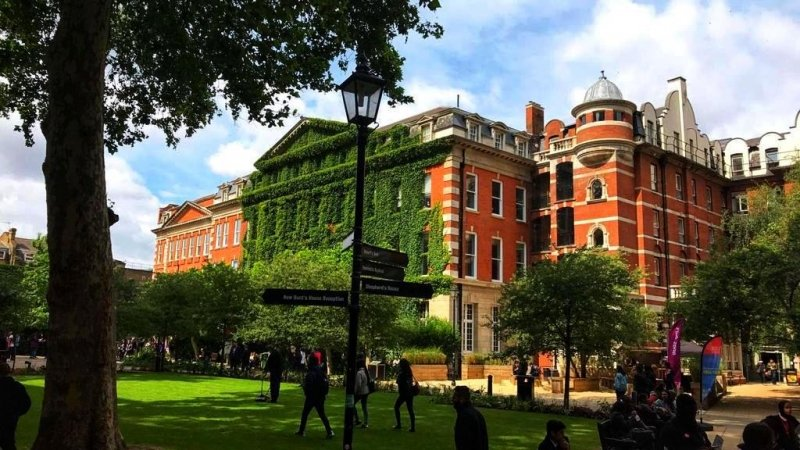 universities in england: king's college london