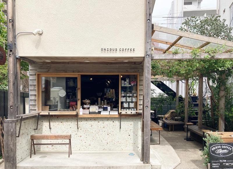 Japanese coffee scene