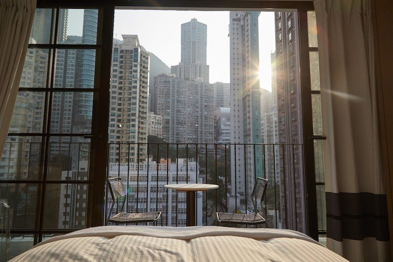 Chic Airbnb in Hong Kong