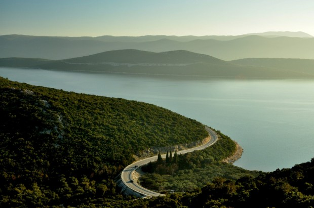 Croatia's Coastal Road