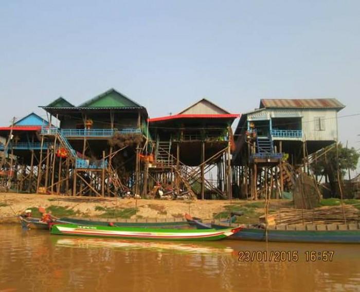 siem reap first overseas barkada trip