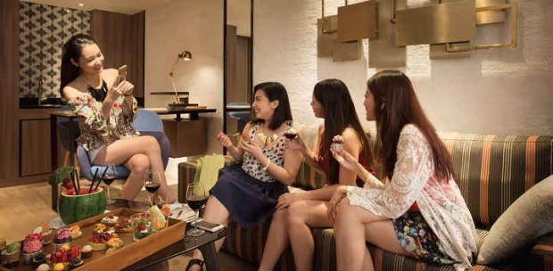 Party Staycation Package in Hotel Jen from SGD700
