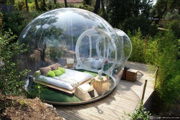 Attrap Reves Bubble Hotel