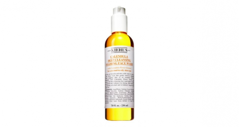 Kiehl's | Calendula Deep Cleansing Foaming Face Wash (200ml)