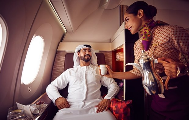 Up to 10% Off Fares in Etihad Airways Exclusive for AMEX Cardholders