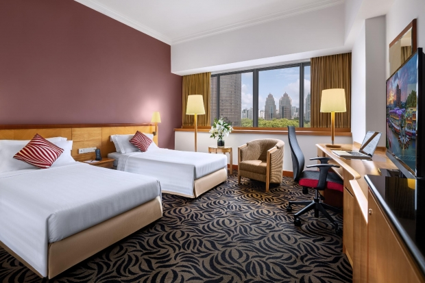 Up to 10% Savings on your Stay at Furama Riverfront with PAssion Card