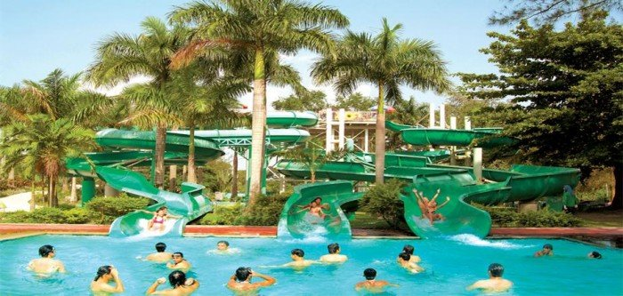 Fontana Hot Spring Leisure Park, Clark