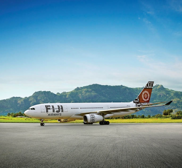 15% off on Fights to Selected New Destinations with Fiji Airways and DBS Card