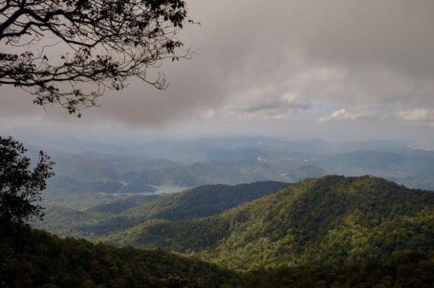 Image result for gunung nuang negeri sembilan