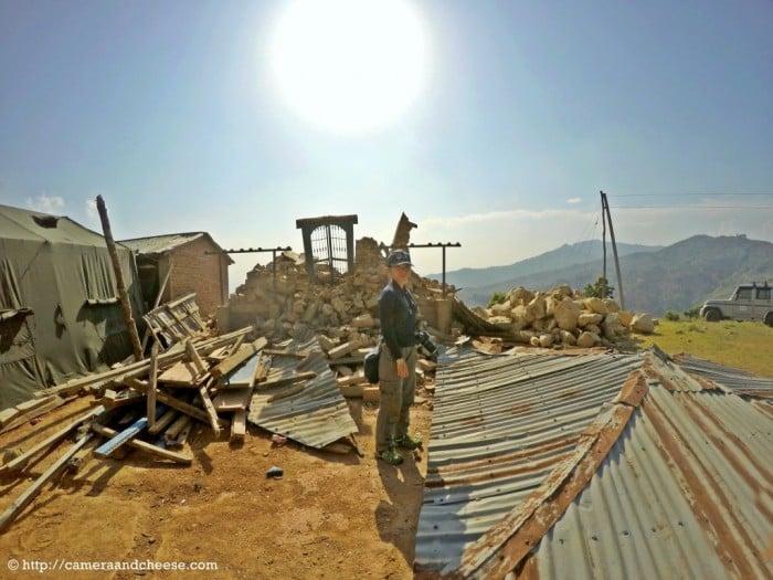 nepal earthquake relief volunteer